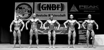 Deutsche Meisterschaft im Natural Bodybuilding 2011