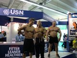 Fibo 2012 - Fitness und Bodybuilding Messe