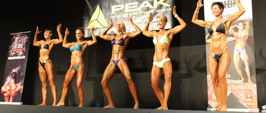 Deutsche Meisterschaft im Natural Bodybuilding 2014